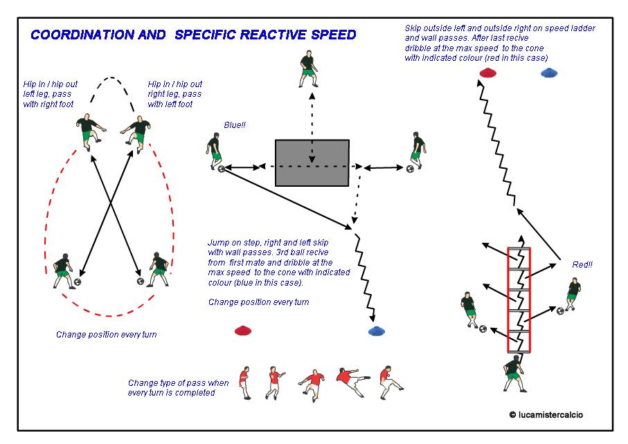 coordinazione e rapidità 2 ing